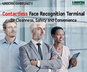 Click here to learn more about contactless face recognition terminals